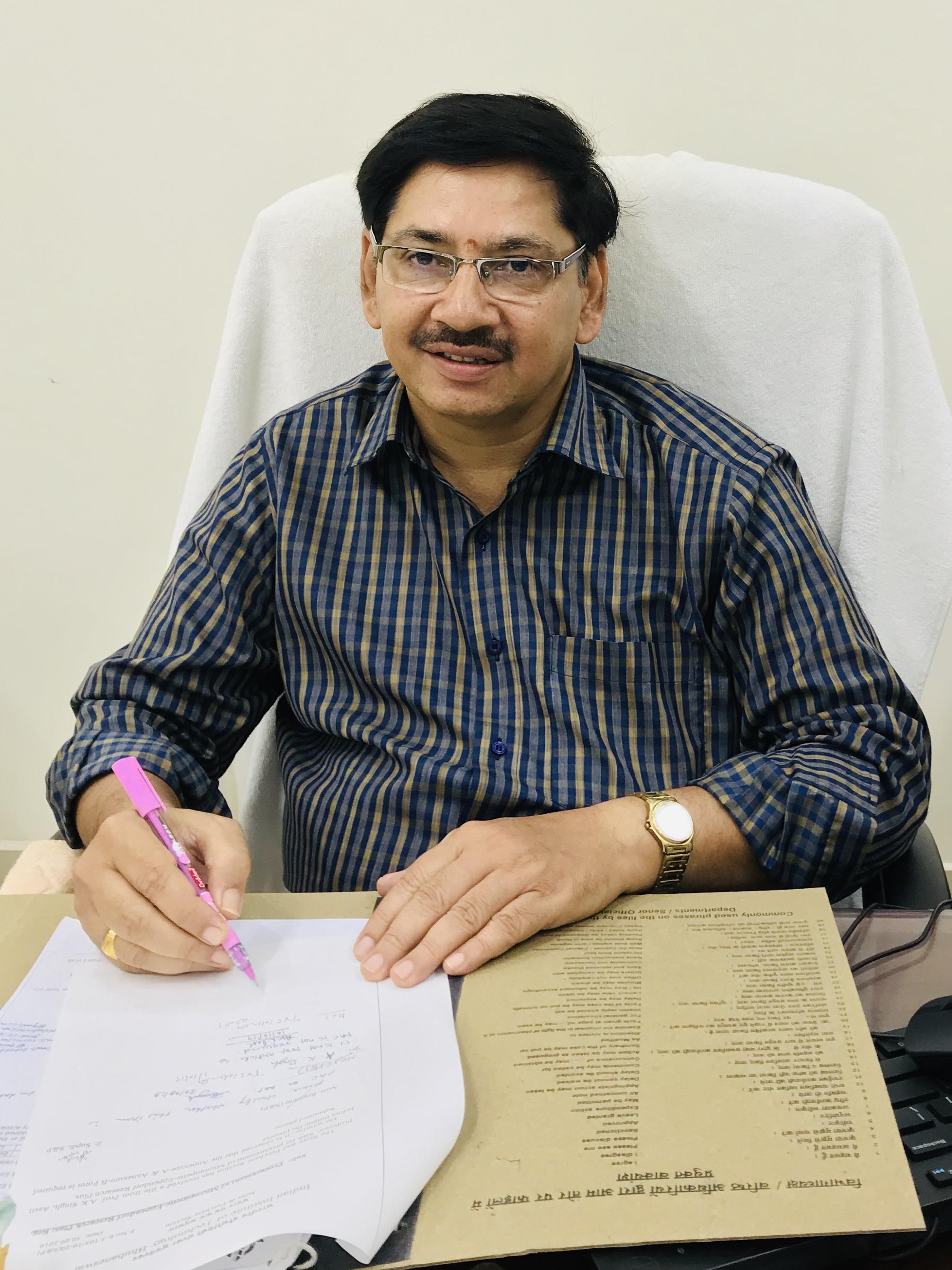 Photo of T. V. S. Sekhar