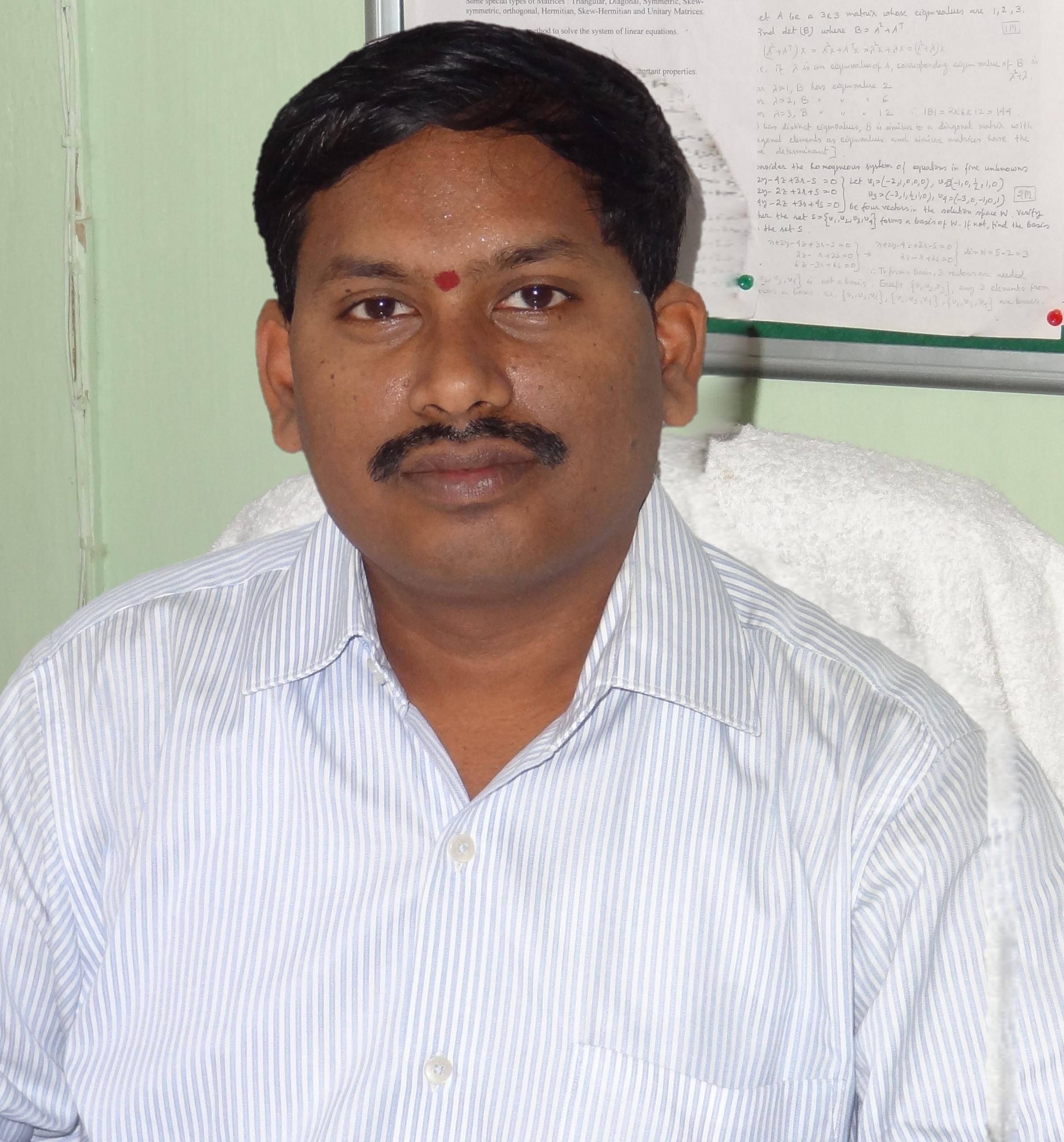 Photo of Vasudeva Rao Allu