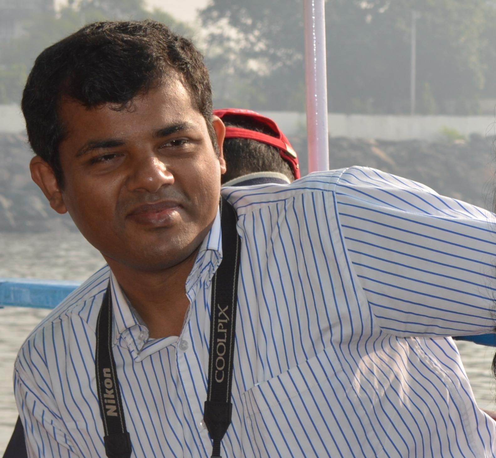 Photo of Sankarsan Mohapatro