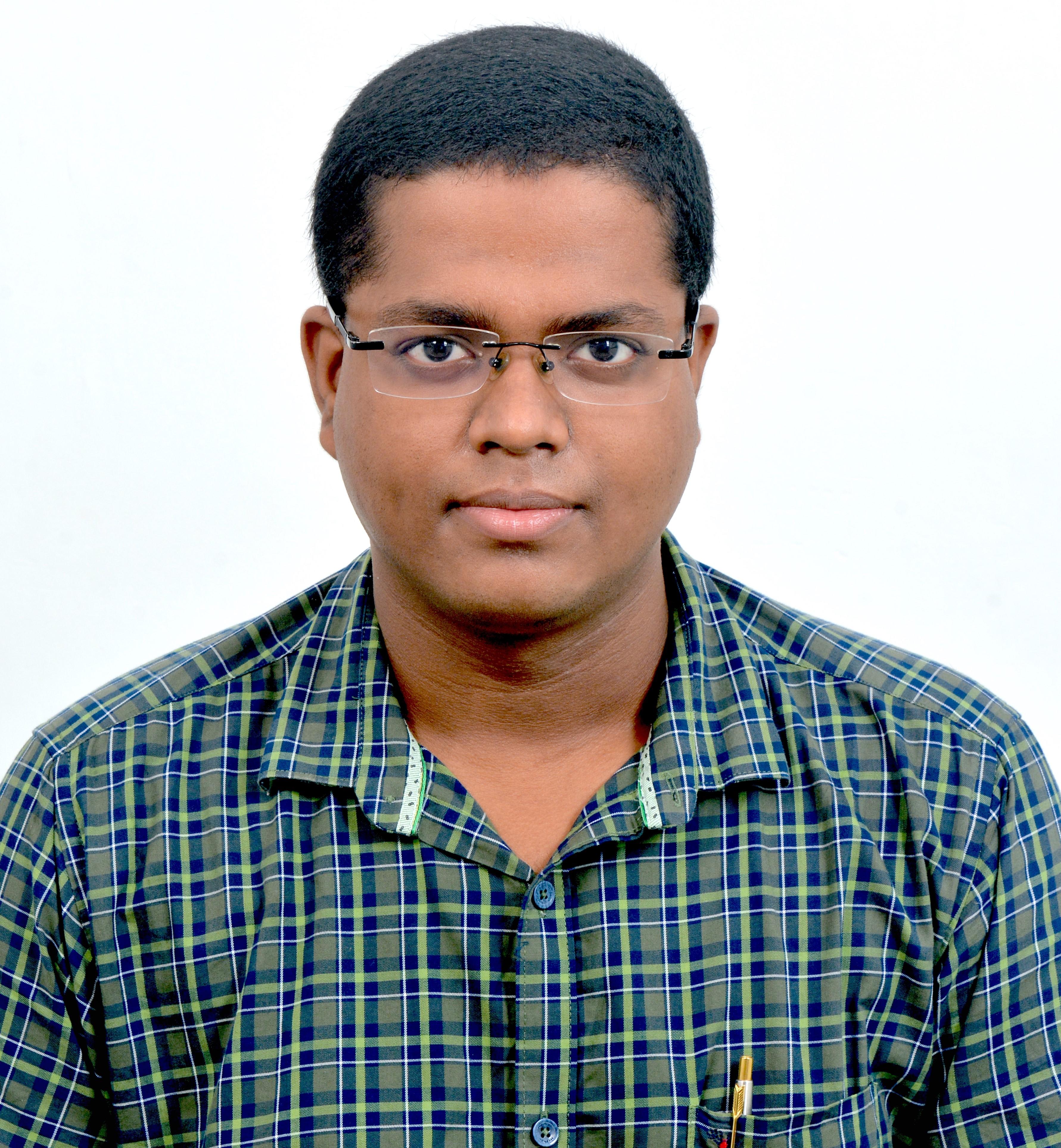 Photo of Soumya Prakash Dash