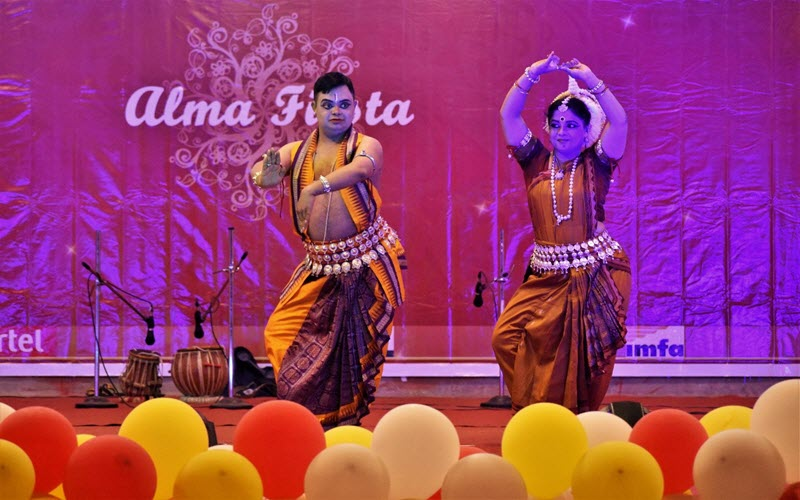 Inaugural Ceremony of Socio-Cultural Fest (Alma Fiesta) of