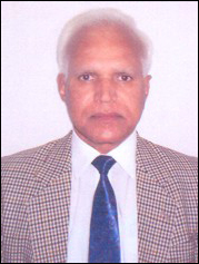 Photo of Prof. Brahma Deo