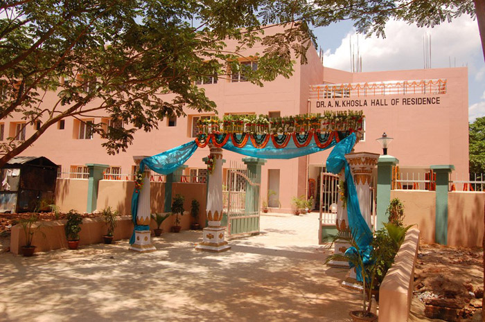 Dr. A N Khosla Hall of Residence